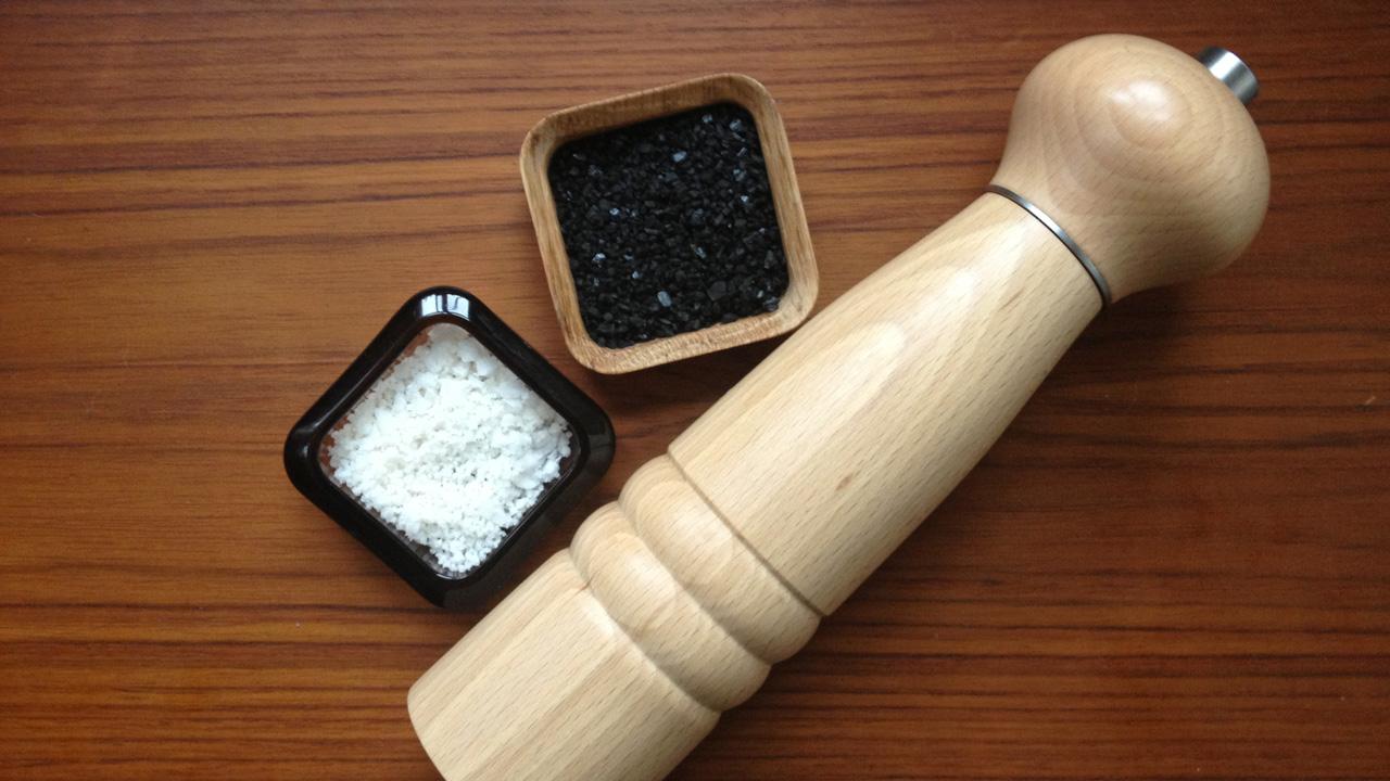 Verwendung von Salz