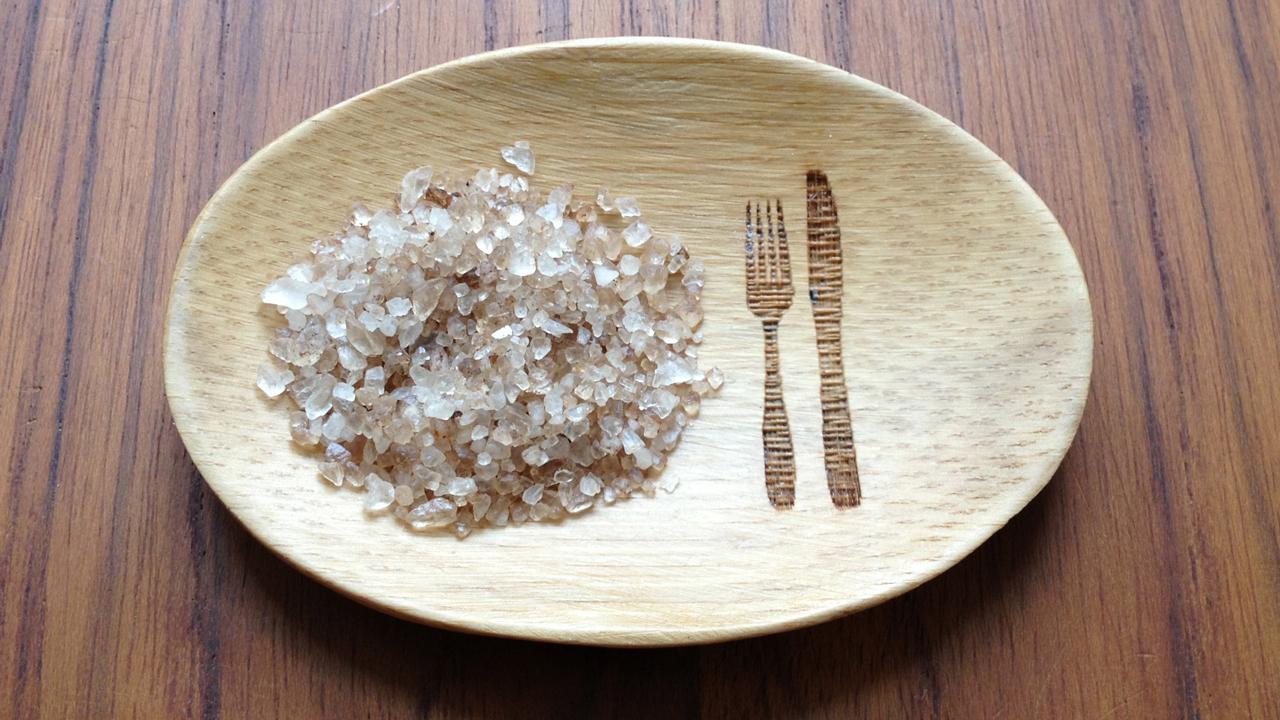 Dänisches Rauchsalz (danish smoked salt)