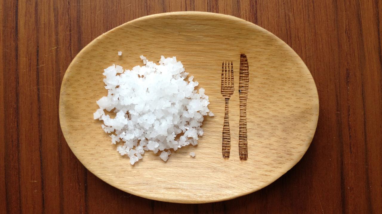 Quellsalz aus Portugal Marinhas do Sal