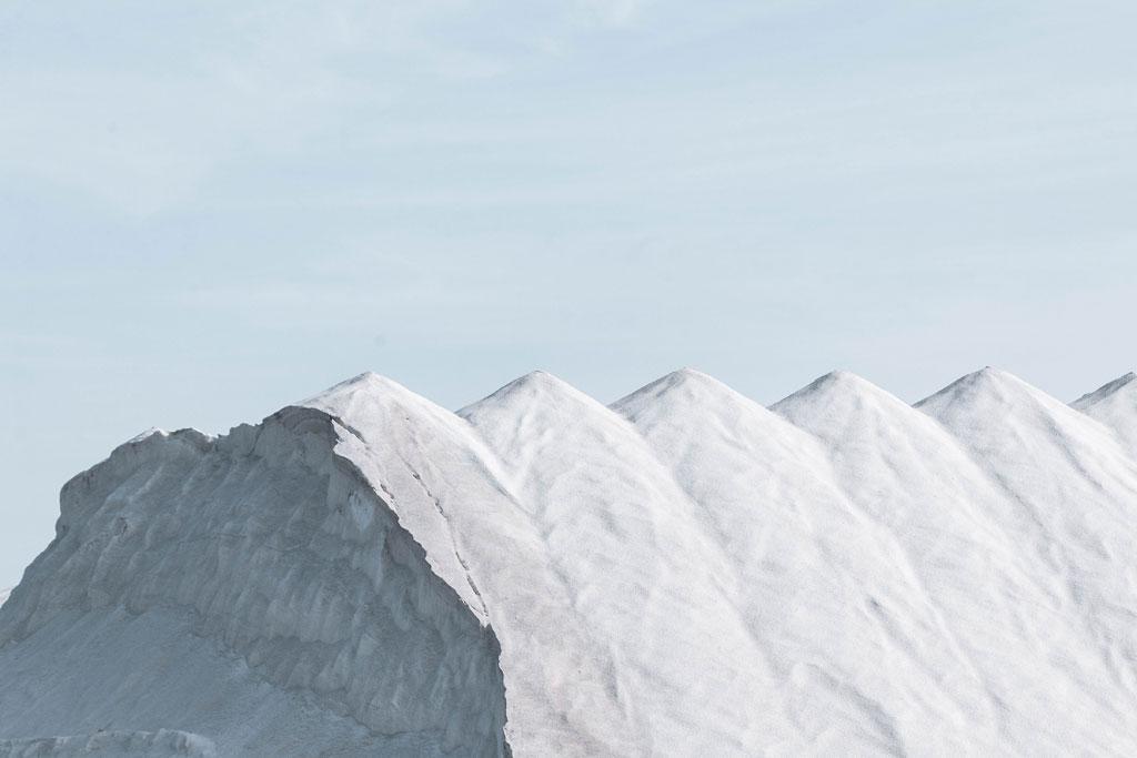 Salz in der Wirtschaft