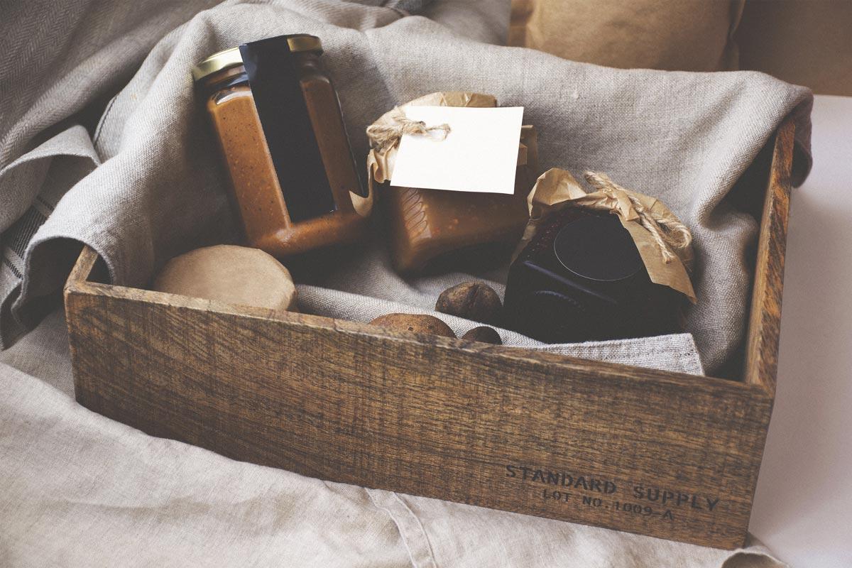 Geschenke zum Selbermachen